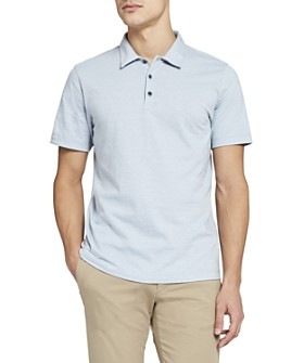 Theory - Bron Mini-Stripe Polo