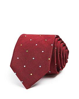 Paul Smith - Dot Silk Skinny Tie