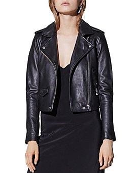 IRO - Ashville Leather Motorcycle Jacket