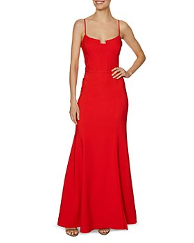 Laundry by Shelli Segal - Bustier Gown