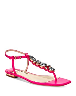 Sophia Webster - Women's Ritzy Flat Sandals