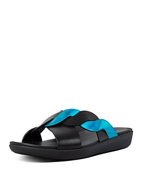 FitFlop - Women's Reagan Rope Slide Sandals
