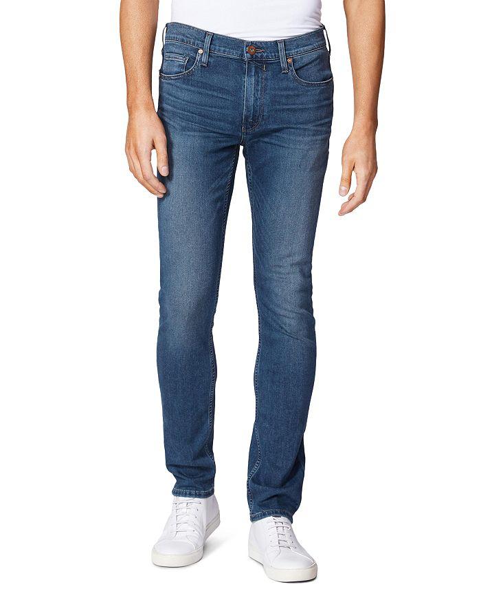 Paige Lennox Slim Fit Skinny Jeans In Paulsen