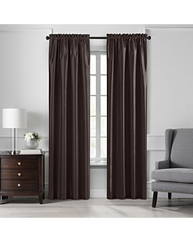 "Elrene Home Fashions - Colette Blackout Window Curtain, 52"" x 108"""