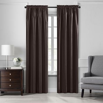 """Elrene Home Fashions - Colette Blackout Window Curtain, 52"""" x 84"""""""