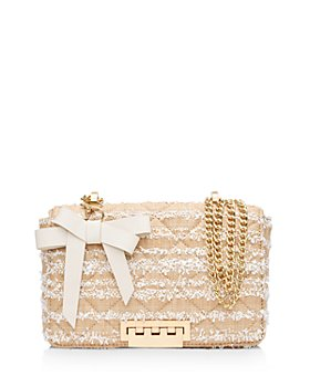 ZAC Zac Posen - Soft Earthette Mini Chain Shoulder Bag