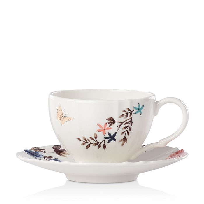 Lenox - Sprig & Vine Tea Cup & Saucer