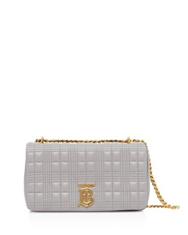 Burberry - Small Quilted Lambskin Lola Bag