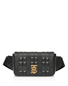 Burberry - Quilted Lambskin Lola Bum Bag