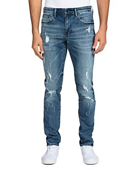 PRPS - The Five Slim Fit Jeans in Light Blue