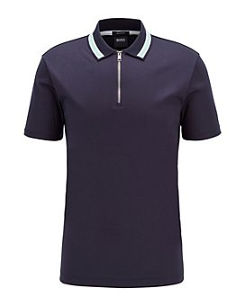 BOSS - Paras Cotton Regular Fit Polo Shirt