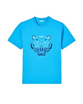 Kenzo - Embroidered Tonal Tiger Graphic Tee
