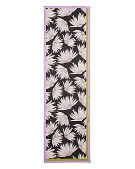 kate spade new york - Falling Flower Silk Oblong Scarf