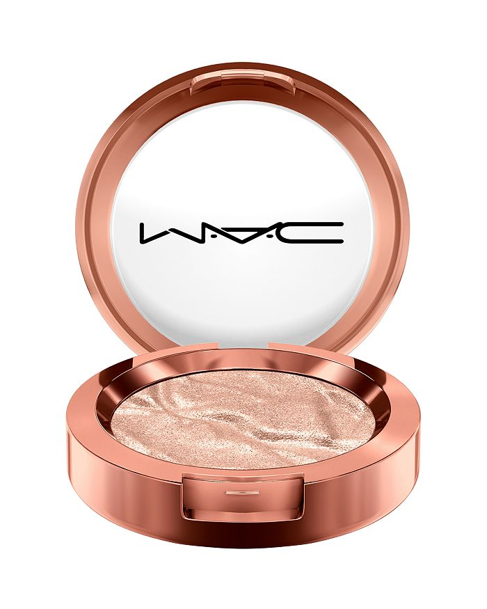 Mac Bronzer Foiled Shadow In White Haute