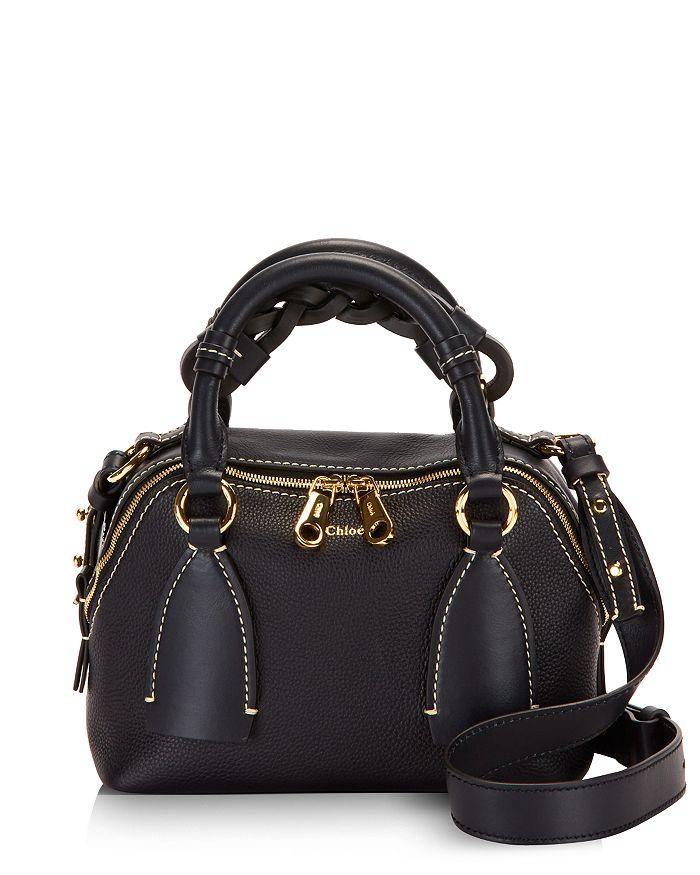 Chloé - Daria Mini Leather Shoulder Bag