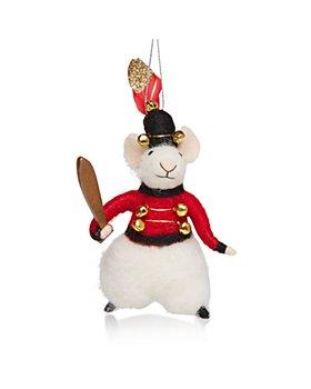 Bloomingdale's - Felt Mouse Ornament - 100% Exclusive