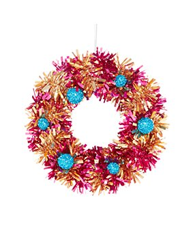 Bloomingdale's - Contemporary Wreath - 100% Exclusive