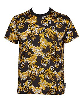 Versace Jeans Couture - Slim Fit Baroque Logo Tee