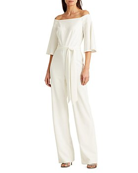 Ralph Lauren - Off-the-Shoulder Jumpsuit