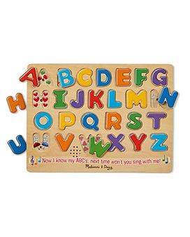 Melissa & Doug - Alphabet Sound Puzzle - Ages 3+