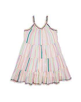 Peek Kids - Girls' Serfina Striped Dress - Little Kid, Big Kid
