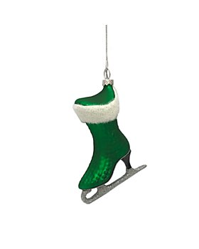 Bloomingdale's - Ski Boot Ornament - 100% Exclusive