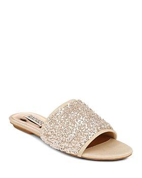 Badgley Mischka - Women's Gita Embellished Sandals
