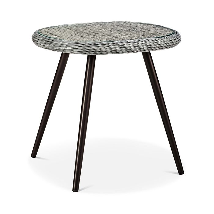 Modway - Endeavor Outdoor Patio Wicker Rattan Side Table