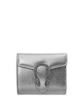 Gucci - Dionysus Leather Card Case Wallet