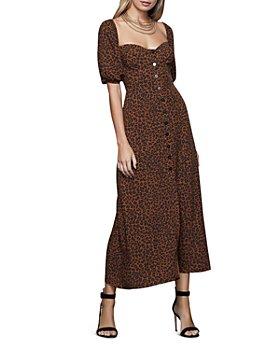 Good American - Corset Maxi Dress