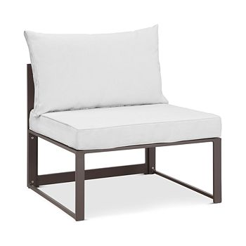 Modway - Fortuna Armless Outdoor Patio Chair