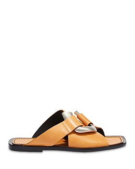 Proenza Schouler - Women's Embellished Mule Sandals