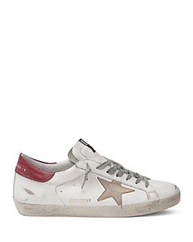Golden Goose Deluxe Brand - Unisex Superstar Lace Up Sneakers