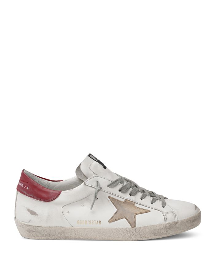 Golden Goose Deluxe Brand Unisex Superstar Lace Up Sneakers    Bloomingdale's
