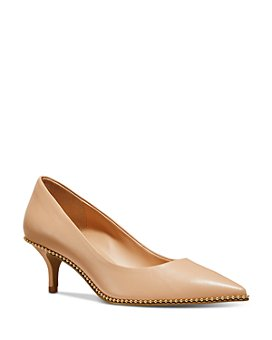 COACH - Women's Jackie Pointed Pumps