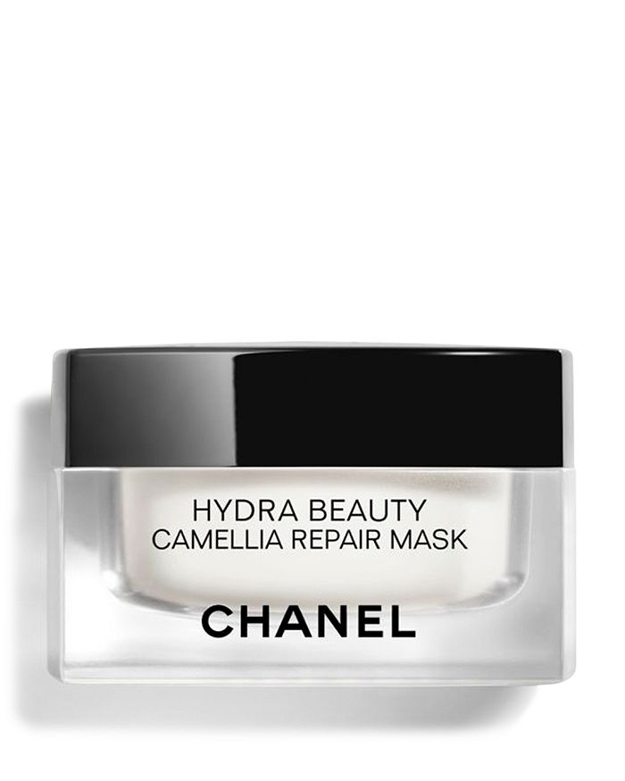 CHANEL - HYDRA BEAUTY CAMELLIA REPAIR MASK Multi-Use Hydrating Comforting Mask 1.7 oz.