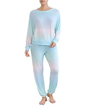 Star Seeker Printed Pajama Set