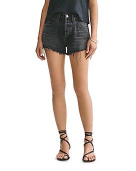 AGOLDE - Crash Parker Denim Shorts