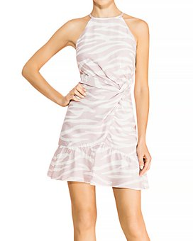 Parker - Alma Printed Mini Dress