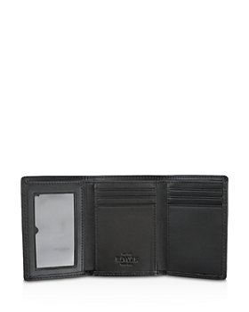 ROYCE New York - Trifold Leather Wallet
