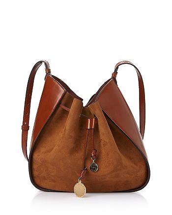Stella McCartney - Medium Drawstring Shoulder Bag
