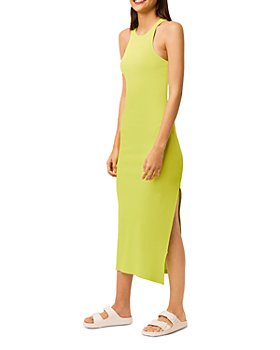 FRENCH CONNECTION - Rasha Ribbed Tank Dress