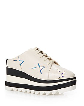 Stella McCartney - Women's Elyse Mule Wedge Platform Sneakers