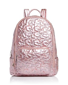 GiGi - Girls' Custom Star Quilted Backpack
