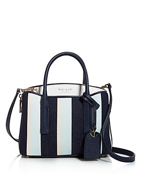 kate spade new york - Striped Mini Satchel