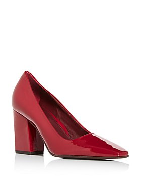 MARION PARKE - Women's Whitney Block Heel Pumps