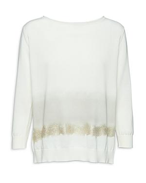 Fabiana Filippi Ombre & Metallic Sweater-Women