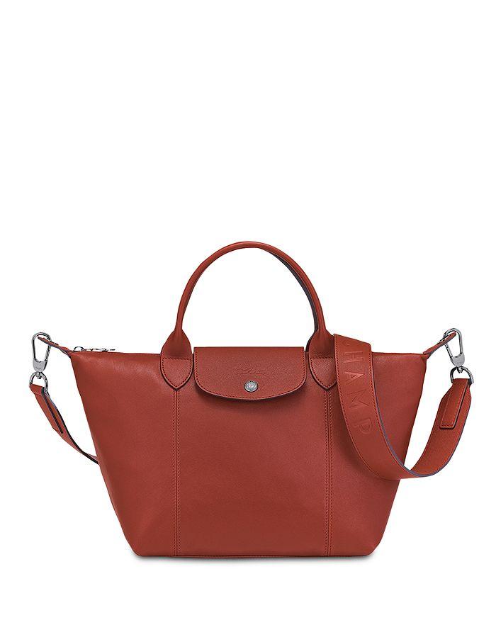Le Pliage Cuir Small Shoulder Bag