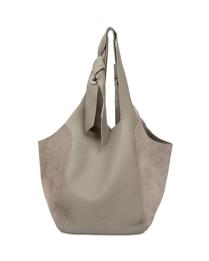 rag & bone - Grand Shopper Leather Tote Bag