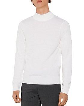 Sandro - Funnel Neck Sweater